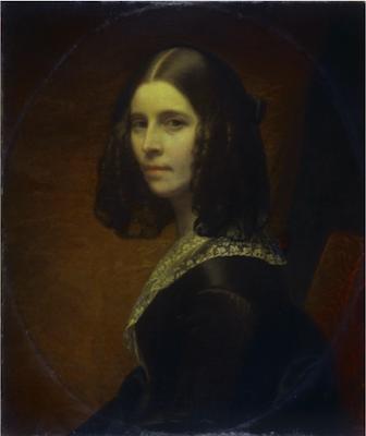 Autoportrait (1841), Sophie Rude