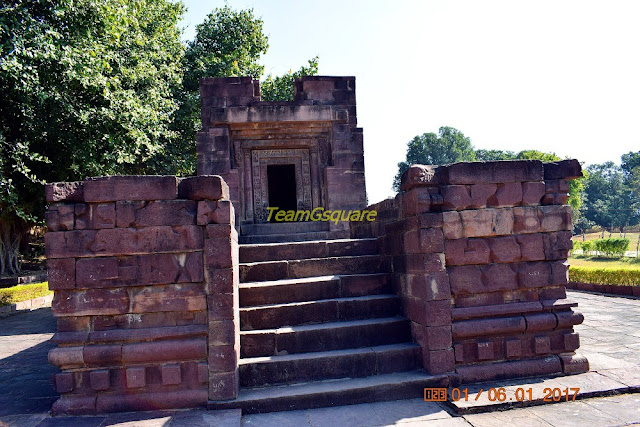 Parvati Temple, Nachna