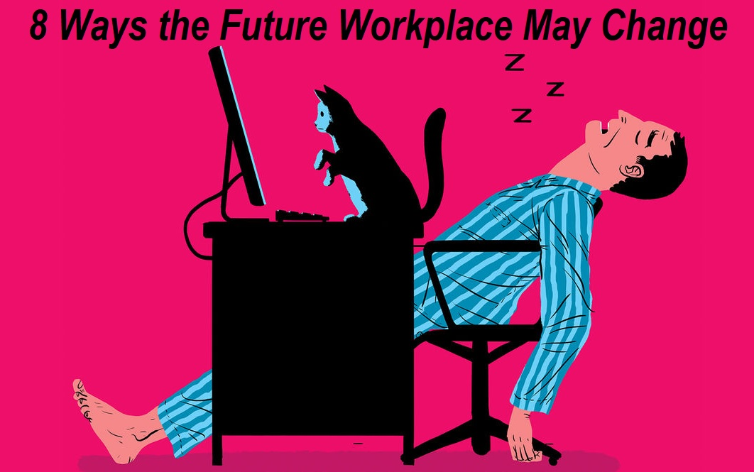 Future Workplace May Change Post-COVID-19
