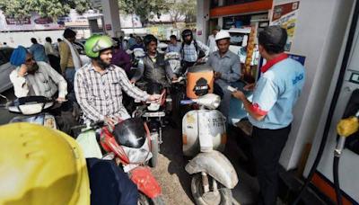 1 Rupee liter petrol
