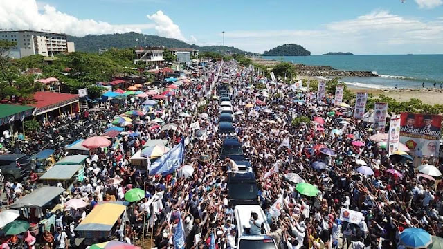 Rancak Bana! 8 Juta Warga Minang Siap Coblos Prabowo