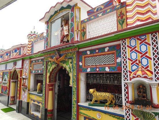 Kunal Pathri Temple Dharamsala