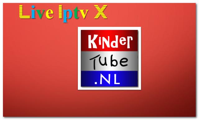 Kindertube.NL tv shows addon