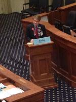 Montgomery Catholic Students Show Leadership at YMCA Youth Legislature 2
