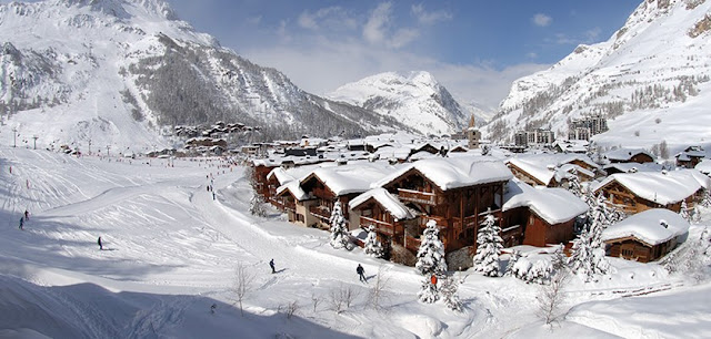 Val d'Isere - Prancis