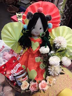 Modern Mawlid doll