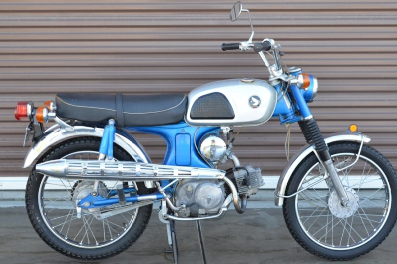 Honda CL90 Average Mileage (1971) - Per Liter, Kmpl & More