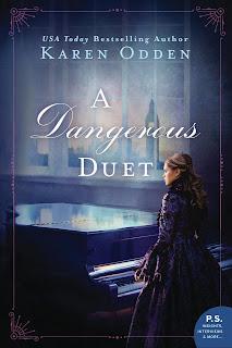 A%2BDangerous%2BDuet PB - Interview with Karen Odden, author of A TRACE OF DECEIT