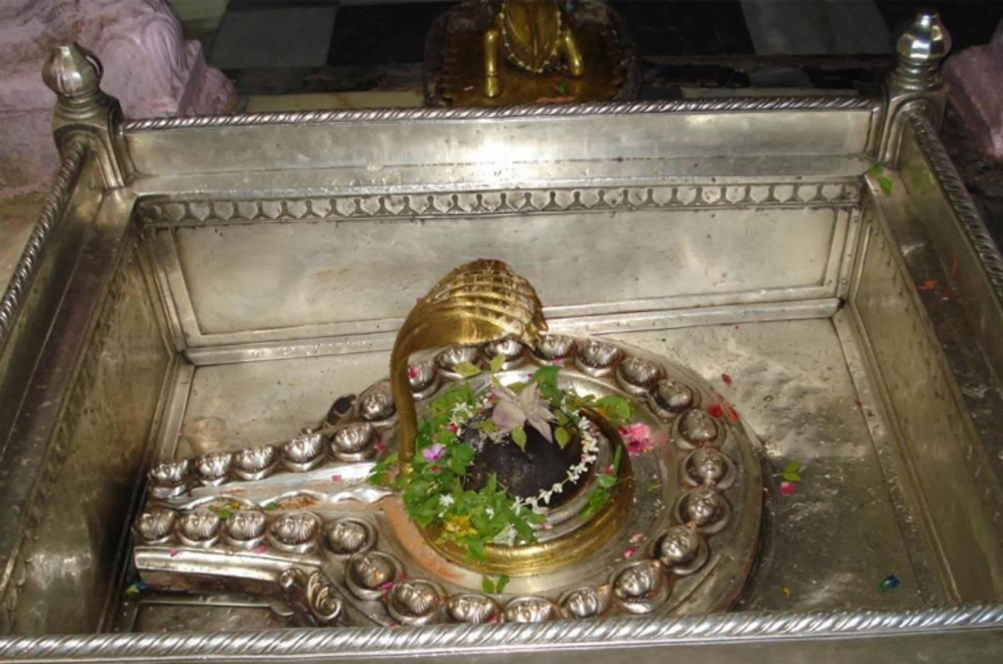 Kashi Vishwanath Temple shivlinga