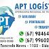 Em Eldorado-MS, precisou de agilidade, pontualidade e transparência, conte com a operadora regional de transportes APT Logística