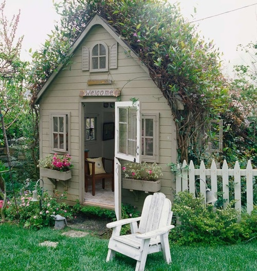 lady annes cottage charming garden sheds