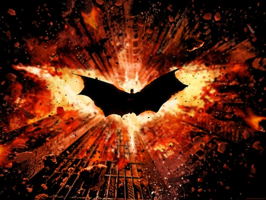 Epic The Dark Knight Rises Background For Your Desktop