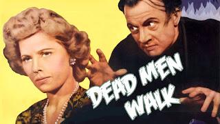 Película Los muertos andan Online