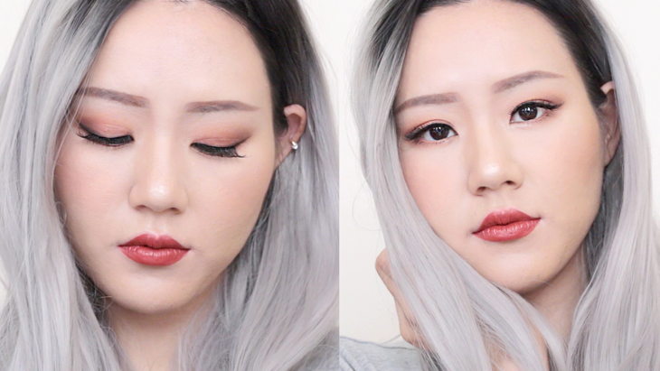 Anastasia Beverly Hills Modern Renaissance Palette Review Orange Warm Smokey Makeup Tutorial