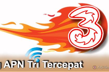 Setting APN Tri 3G dan 4G tercepat 2019