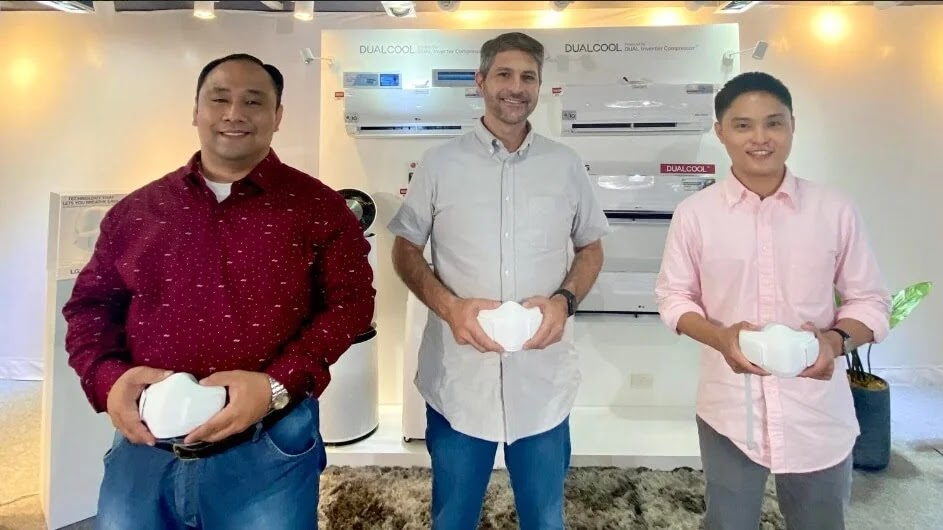 LG PuriCare Wearable Air Purifier, Face Mask and Air Purifier in One, Launches in PH for Only Php8,699!