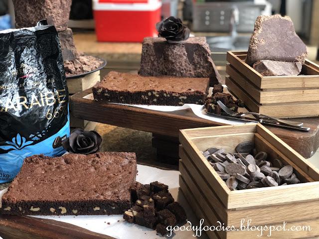 AVANT Pahang Chocolate, High on Sugar, Grand Hyatt KL