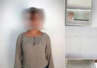 مواطن سعودي يعرض بيع معينة منزلية تونسية على الانترنت مقابل 14 الف ريال (صور)