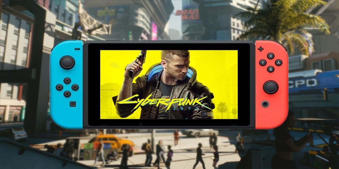 The best cyberpunk games for Nintendo Switch