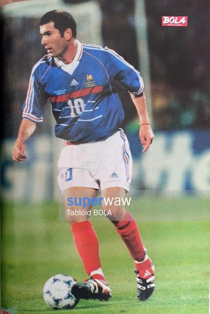 Zinedine Zidane France