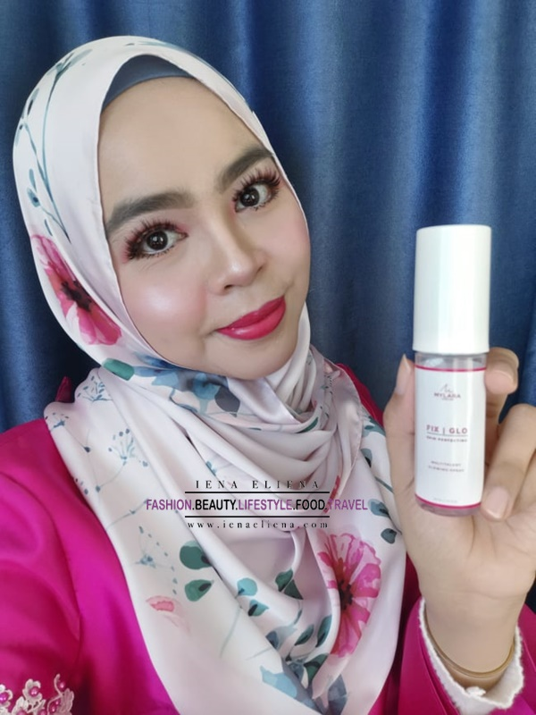 Mylara Fix | Glo Multitalent Glowing Spray