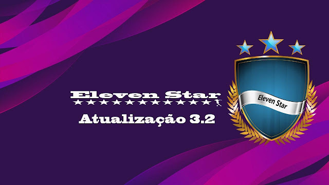 Eleven Star Patch Update 3.2 Season 2019-2020 PES 2013