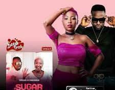 Vivian ft Omoakin - Sugar
