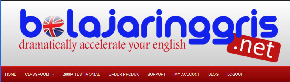 10 situs tempat kursus bahasa inggris online