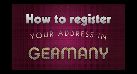 Anmeldung: the German address registration explained