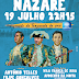 Nazaré inaugura temporada tauromáquica de 2019, a 19 de Julho.
