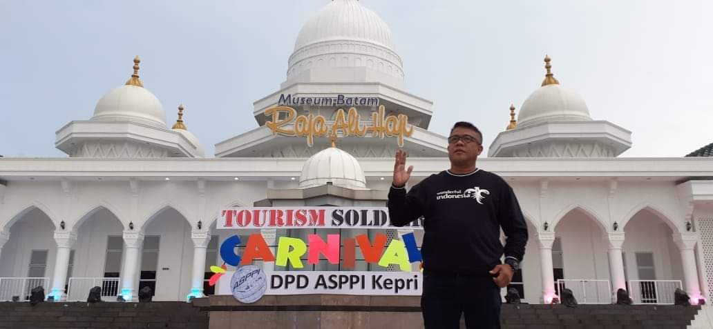 Bangkitkan Pariwisata Kota Batam dan Kepri, DPD ASPPI Kepri Gelar Tourism Soldier Carnival Kepri