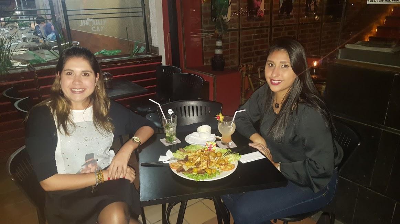 Bar Jhonny Cay na Zona T - Bogotá