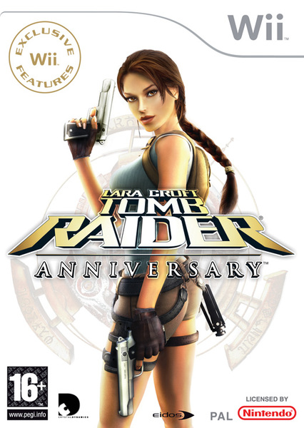 [WII] [NTSC] Tomb Raider: Anniversary