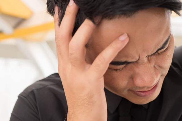 ciri sakit kepala