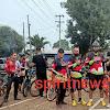 Gowes Perdana, Kapolres Takalar Resmikan Kelompok Sepeda PLCC
