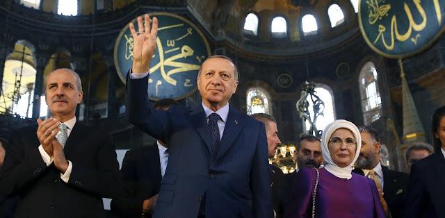Η Ε.Ε. από τη φάρσα της «ένταξης» στα δίχτυα του ισλαμιστή Ερντογάν