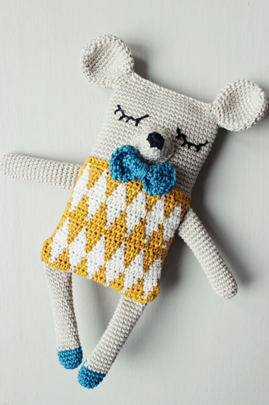 DOOR 24: ICE CREAM PARTY - FREE CROCHET PATTERN - No Home Without You | 1600x1066