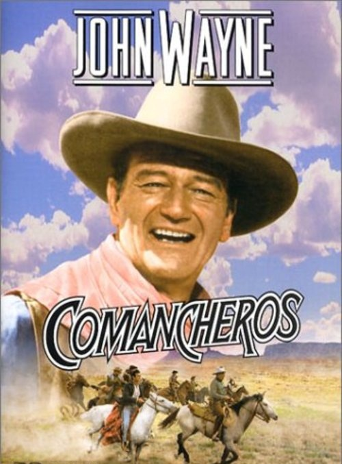 The Comancheros [1961] [DVDR] [NTSC] [Latino]