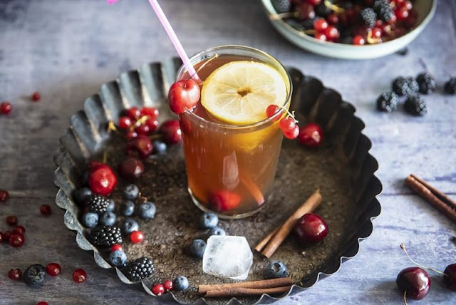 Iced tea: 10 recipes to prepare it at home 4