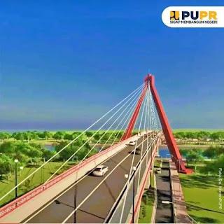 Desain Jembatan Tano Ponggol