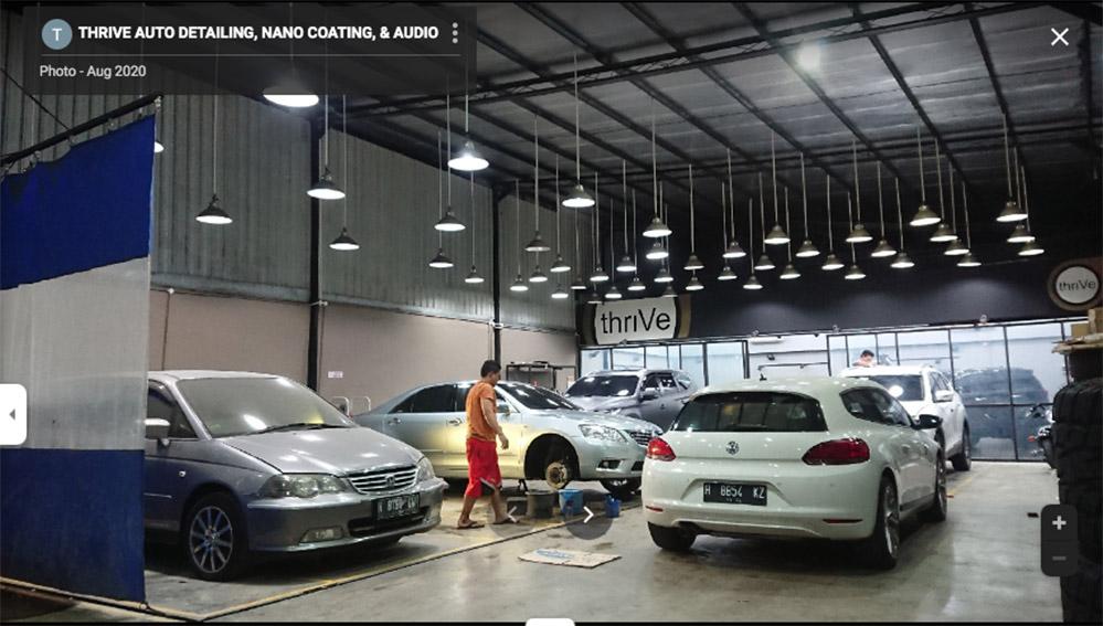 auto detailing mobil semarang