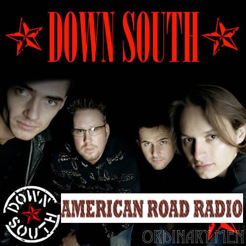 Down South, rock band from Denmark performing the latest release, 'Woman' by American Road Radio
