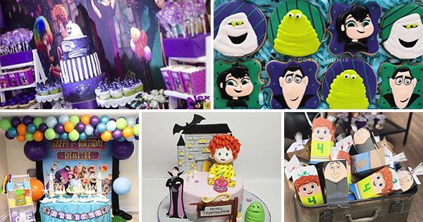 Ideas para una fiesta de cumpleaños o halloween