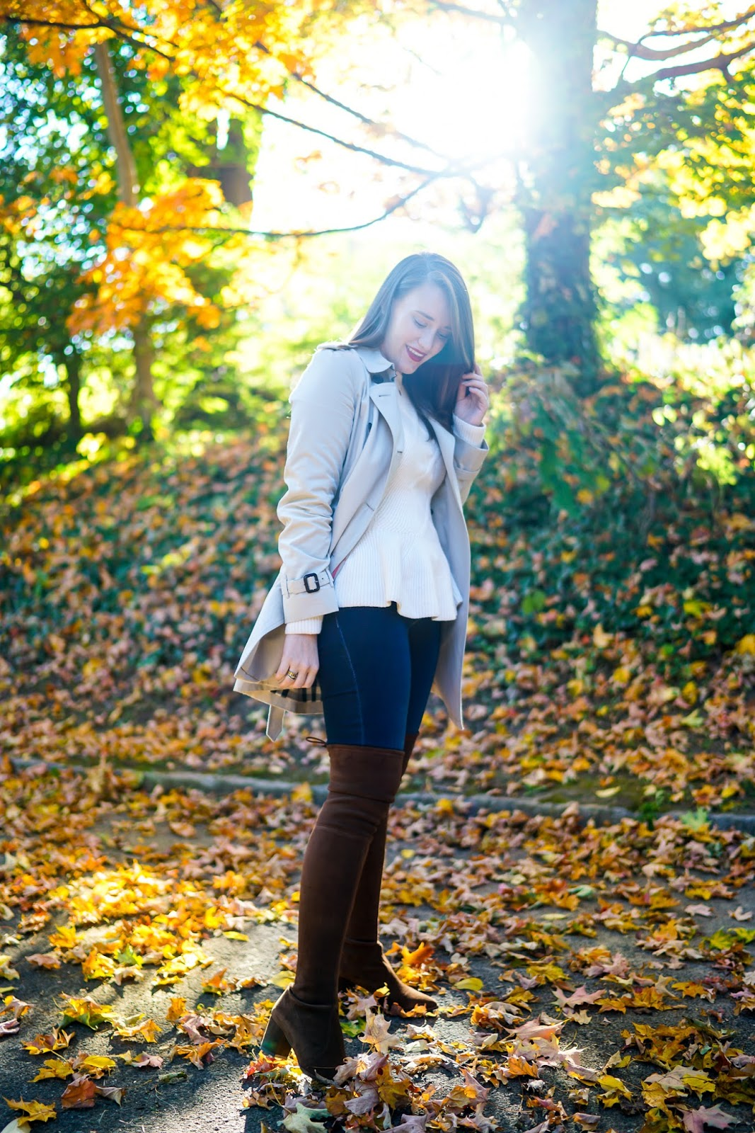 1bf9bd26bb0 Over The Knee Boots for Fall