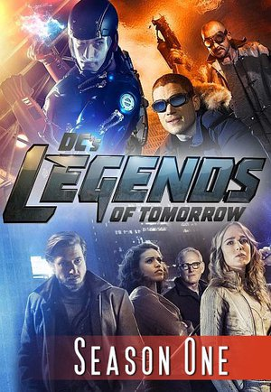 Assistir Legends of Tomorrow 1x07 Online (Dublado e Legendado)