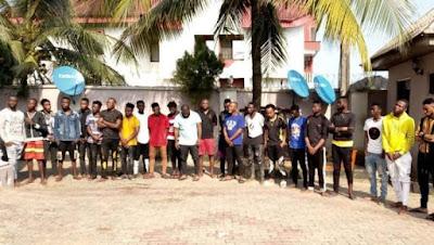 Efcc Busts Internet Fraud Academy, Arrests 23