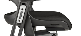 Waterfall Office Chair Seat Edge
