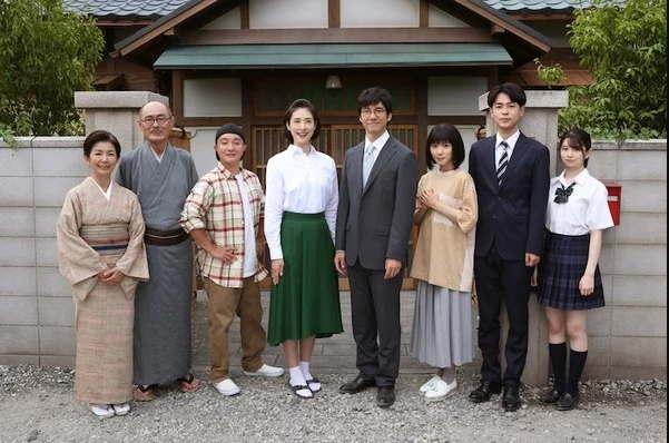 Rena Matsui Muncul Sebagai Katsuo di Live-Action Sazae-san TV Special