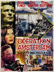 Operación Amsterdam (1959) Descargar y ver Online Gratis
