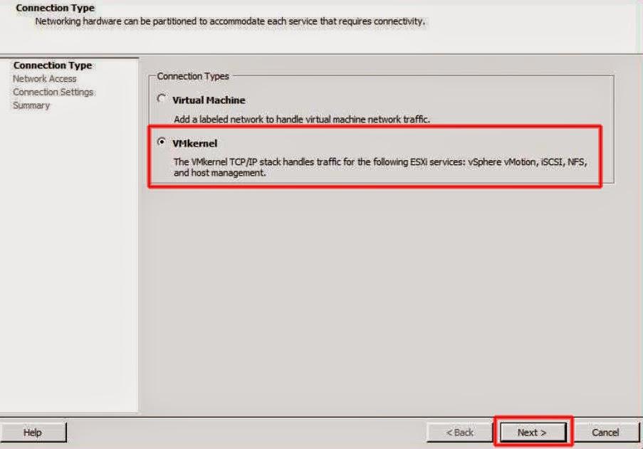 Pantallazos es: Configurar Networking para iSCSI VMWare ESXi 5 0